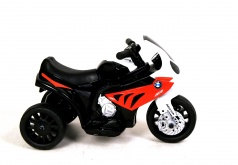Мотоцикл RIVERTOYS MOTO JT5188 VIP красный