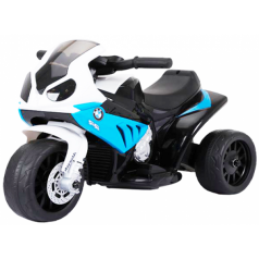 Мотоцикл RIVERTOYS MOTO JT5188 VIP синий